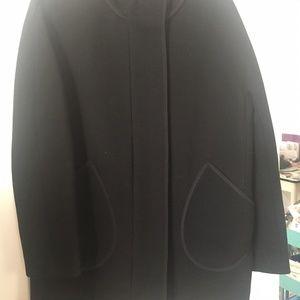 J. Crew Jackets & Coats - J. Crew Double-cloth Cocoon Coat